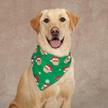 Aria Holiday Monkey Business Dog Bandana - Ty