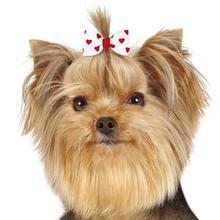 Aria Love Me Dog Bows