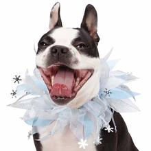 Aria Shimmer Nights Dog Scrunchy