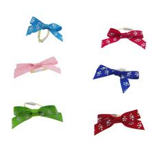 Aria Teeny Paws Dog Bows