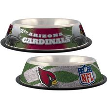Arizona Cardinals Dog Bowl