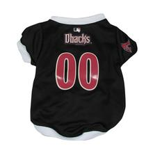 Arizona Diamondbacks Baseball Dog Jersey