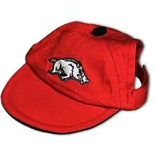 Arkansas Razorbacks Dog Hat