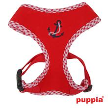 Atticus Dog Harness by Puppia - Red