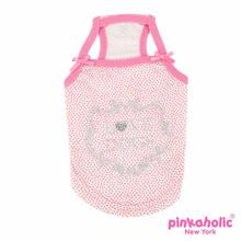 Aura Dog Tank by Pinkaholic - Pink