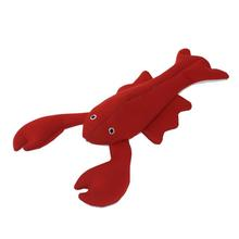 Aussie Floatie Lobster Dog Toy