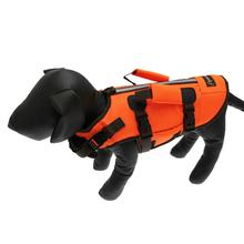 Aussie Naturals Dog Life Jacket - Hunter Orange
