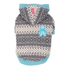 Baby Bear Dog Hoodie by Pinkaholic - Blue