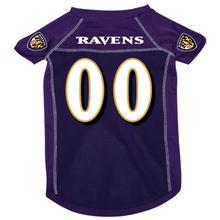 Baltimore Ravens Dog Jersey - Purple