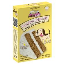 Banana Puppy Cake Mix Dog Treat