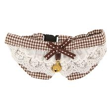 Barbara Cat Collar Scarf by Catspia - Brown
