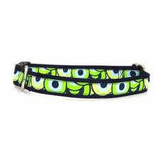 Fido Finery Dog Collar - Stormy Circles