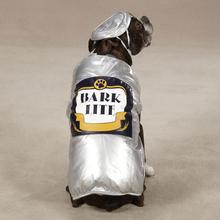Bark Lite Beer Can Halloween Dog Costume
