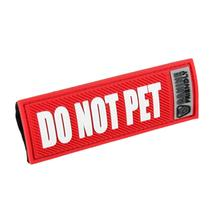 Bark Notes Dog Collar and Leash Attachments - Do Not Pet
