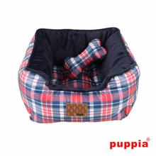 Barrington Dog Bed by Puppia - Navy