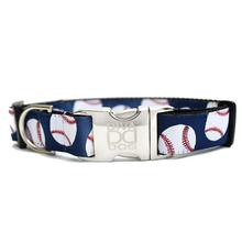 Baseball Dog Collar by Diva Dog