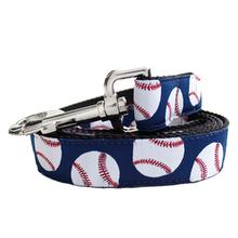 Baseball Dog Leash by Diva Dog