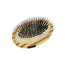 BASS Brush Wire/Boar Palm Style Dog Groomer