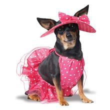 BCRF Pretty in Pink Dog Dress
