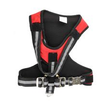 Big Dog Freedom Harness by Gooby - Red