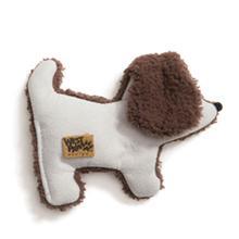 Big Sky Puppy Dog Toy - Smoke Gray