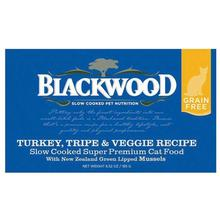 Blackwood Wet Cat Food - Turkey/Tripe/Vegetable