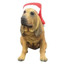 Bloodhound Christmas Ornament