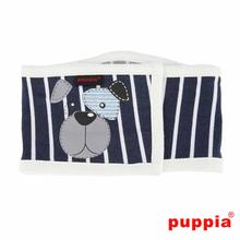 Boomer Manner Band by Puppia - Navy Blue