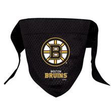Boston Bruins Mesh Dog Bandana - Black