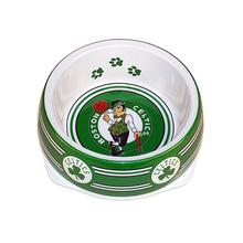 Boston Celtics Plastic Dog Bowl