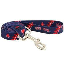Boston Red Sox Baseball Printed Dog Leash
