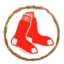 Boston Red Sox Dog Treat Cookie
