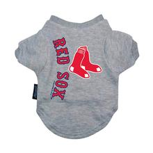 Boston Red Sox Dog T-Shirt