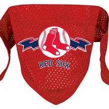 Boston Red Sox Mesh Dog Bandana