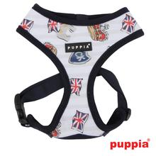 Britannia Dog Harness by Puppia - Navy