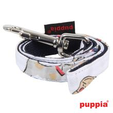 Britannia Dog Leash by Puppia - Navy