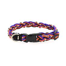Broncos Corded Dog Collar