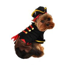 Buccaneer Pirate Halloween Dog Costume
