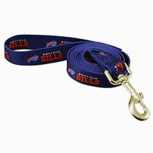 Buffalo Bills Dog Leash - Blue