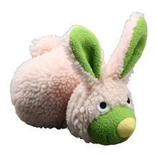 Bungee Bunny Dog Toy by Hip Doggie