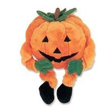 Bungee Pumpkin Dog Toy