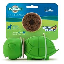 Busy Buddy Treat Ring Holder - Turtle