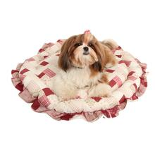 Butterball Dog Bed by Pinkaholic - Wine
