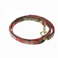 Camouflage Jewel Dog Leash - Pink