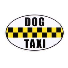 Car Magnet - Dog Taxi