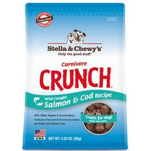 Carnivore Crunch Dog Treat - Salmon and Cod