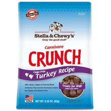 Carnivore Crunch Dog Treat - Turkey