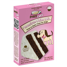 Carob Puppy Cake Mix Dog Treat