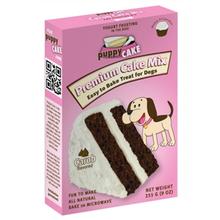 Carob Puppy Cake Mix Dog Treat