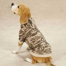 Casual Canine Digital Camo Dog Hoodie